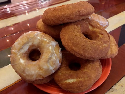 The doughnuts that started it all