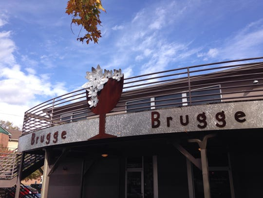Brugge Brasserie is located at 1011 Westfield Blvd.