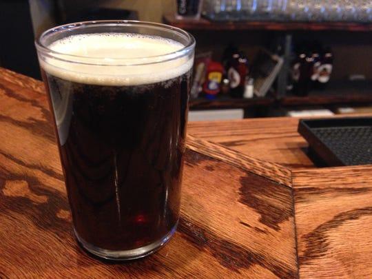 Stop 20: A unique seasonal, a smoked Scottish ale,