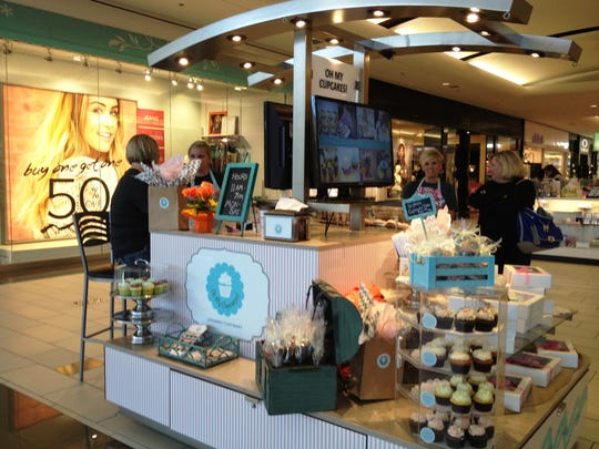 Oh My Cupcakes has opened a kiosk at The Empire Mall.