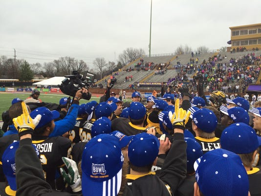 Peabody Wins First Football State Title