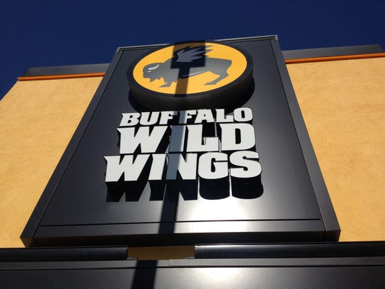 Buffalo Wild Wings location in Los Angeles