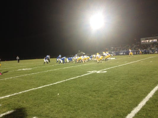 Denmark at Wrightstown