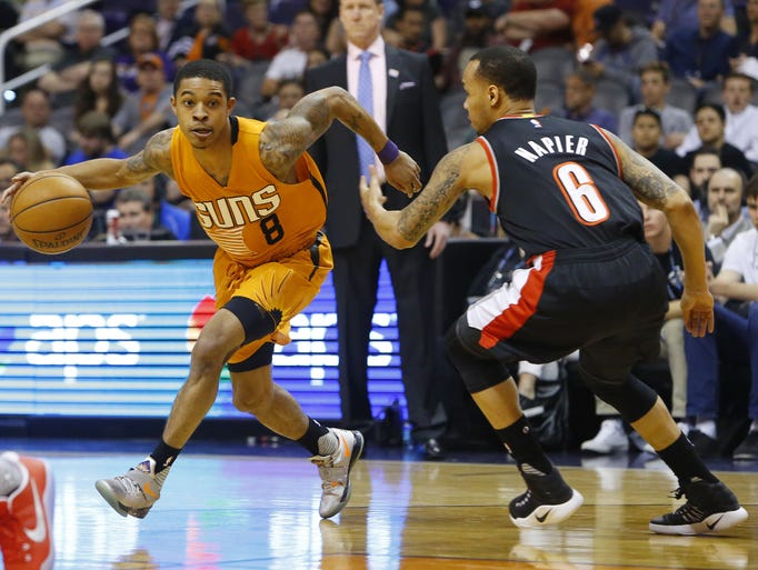 Image result for tyler ulis suns