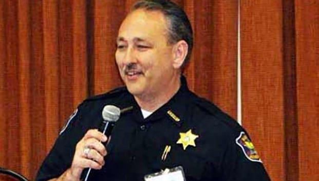 Jackson County Sheriff Charles Britt