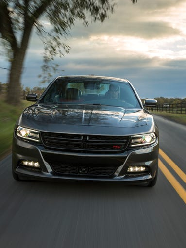 For 2015 Dodge and SRT take America's only four-door