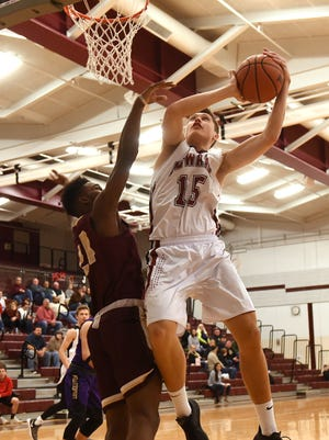 Newark graduate J.T. Shumate is transferring to the University of Toledo after playing two seasons at Walsh University.