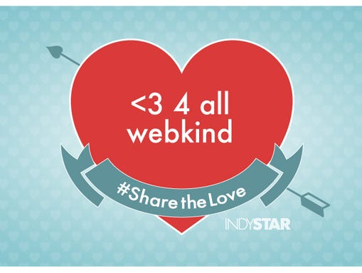 Love for all webkind