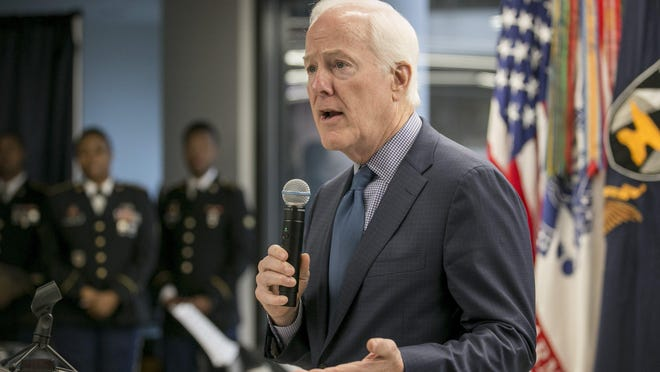 U.S. Sen. John Cornyn said in a recent letter to the editor the Senate will uphold its constitutional duty and vote on a Supreme Court nominee this year.