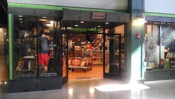 Man Cave Clothing Store : The man cave opens at newport on levee