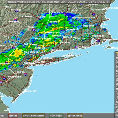 A hazardous weather outlook was issued for Westchester