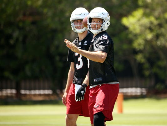 Arizona Cardinals OTA