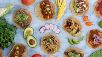 Don't miss Puesto's tacos, from filet mignon and lamb barbacoa to market fish and mushroom.