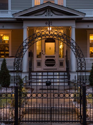 The Edwards House bed and breakfast, 402 W. Mountain Ave., is under new ownership and management.