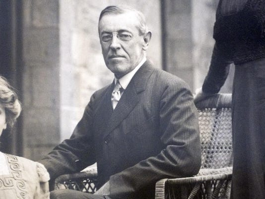 Woodrow Wilson's Attic -- items