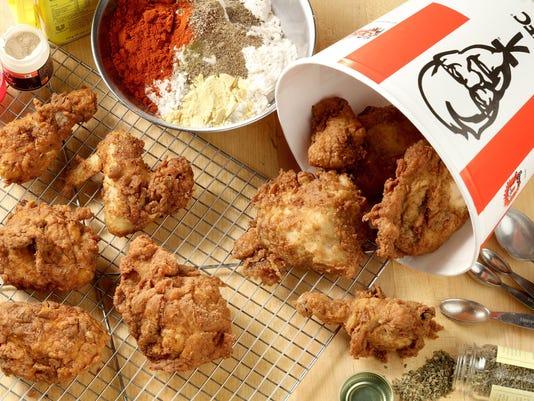 KFC Recipe Challenge