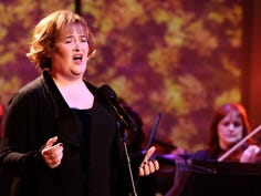 Susan Boyle returns with other fan favorites for 'America's Got Talent: The Champions'