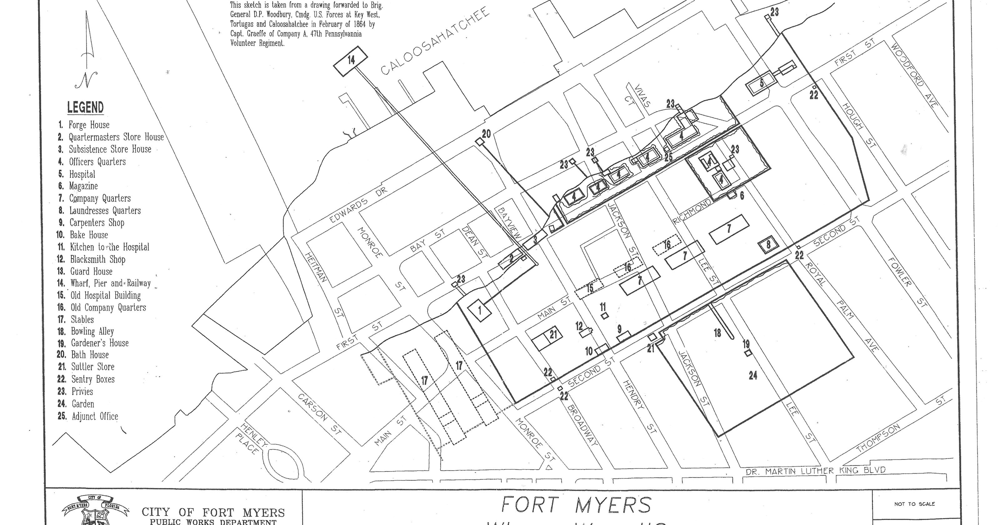 Battle of Fort Myers was significant