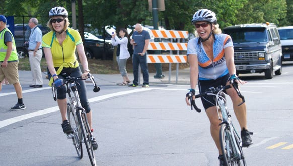 The fourth annual Asheville Gran Fondo July 23 offers