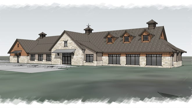 Construction of a new Summit Village Hall is expected to be completed in early 2018.