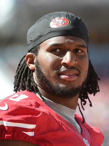 Ray McDonald was released by the San Francisco 49ers