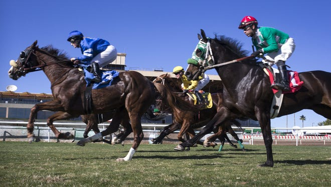 The Arizona agency that regulates pari-mutuel wagering is running out of money. The Arizona Department of Gaming's Division of Racing treasury is expected to be empty by March.