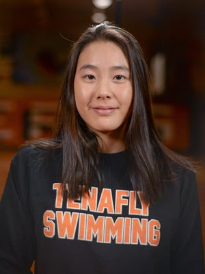 Tenafly's Cleopatra Lim was The Record Girls Swimmer of the Year in 2017.
