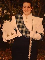 Jody Rilee-Wilson graduated in 2003 from Roxbury High