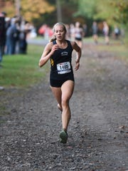 Abigail Porch- West Milford Big North Independence Cross-Country Championships.