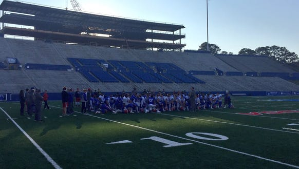 Louisiana Tech wraps up its third day of spring practice,