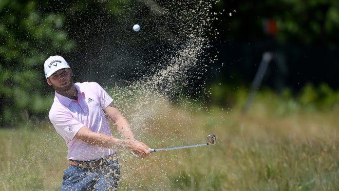 Sam Burns has become a regular contender on the Web.com Tour as he prepares for his PGA Tour career.