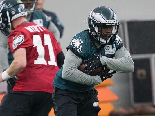 NFL: Philadelphia Eagles-Rookie Minicamp
