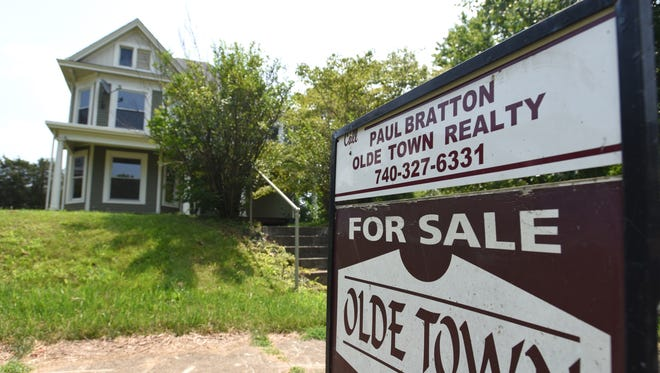 This home at 364 S. Third St. represents a typical house for sale in Coshocton.