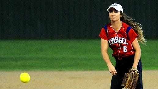Evangel pitcher/shortstop was named to the LSWA 5A All-State team.
