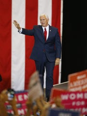 Mike Pence, Vice President of the United States take