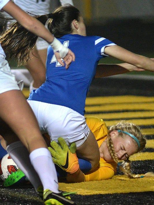 Westlake Newbury Park girls soccer 1