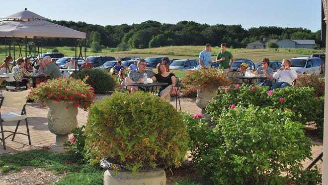 Parallel 44 Vineyard & Winery in Stangelville will host music each Saturday in July for its Summer Wine Fest Series.
