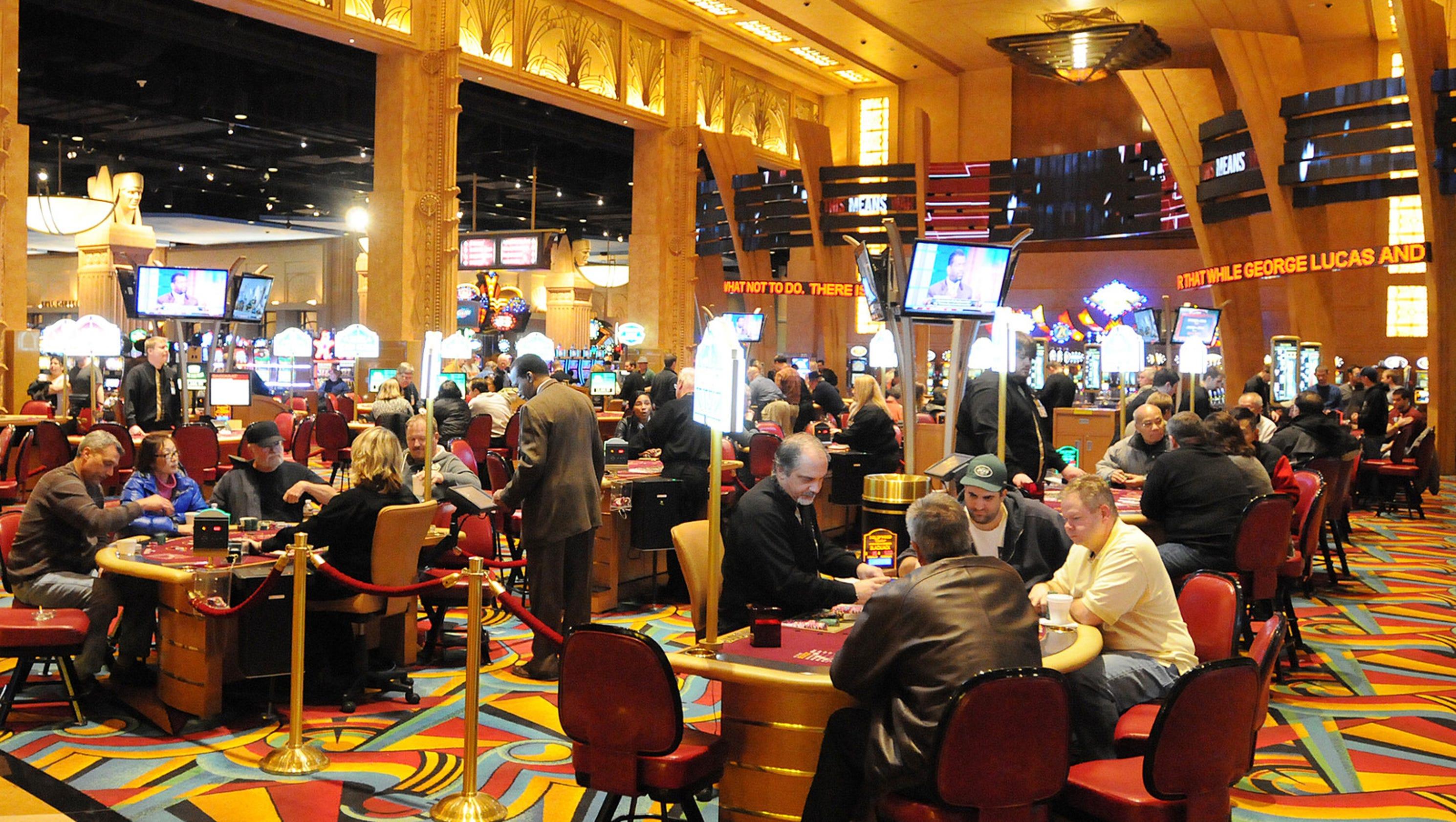 Casinos In Pennsylvania List