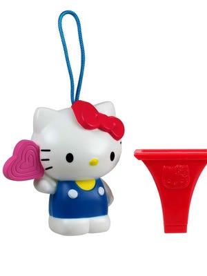 McDonald's Hello Kitty whistle