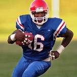 Former Huntington and Louisiana Tech star Troy Edwards is No. 18 on The Times' list of Top 20 All-Time Greatest Athletes.