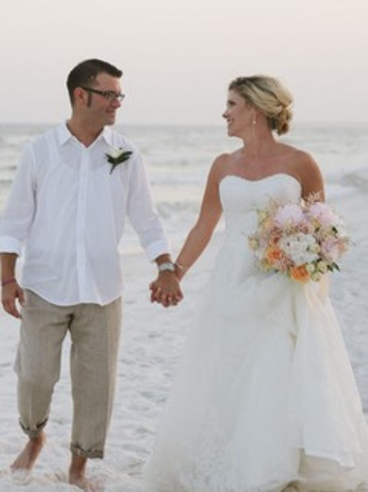 Weddings: Adrienne Berard & Chad Burns