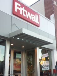 Fitwall is located in downtown Brighton.