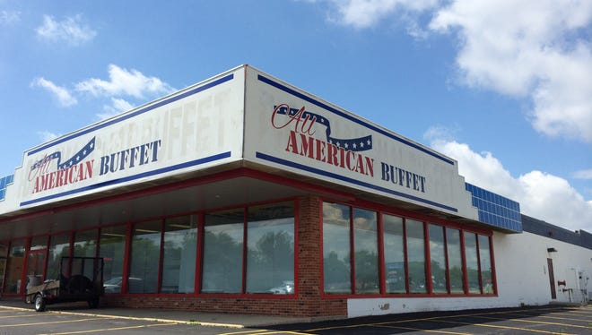 All American Buffet was located at Meade Street and Northland Avenue in Appleton.