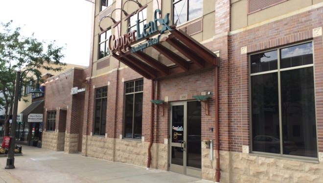 Copperleaf Boutique Hotel in downtown Appleton to get new restaurant.