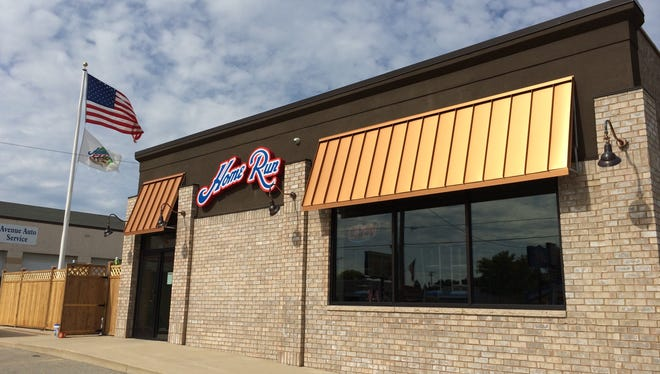 Home Run Pizza moved into its new location on Monday in Appleton.