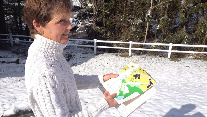 """Nancy Kelly recently published """"Orienteering Made Simple and GPS Technology: An Instructional Handbook."""""""