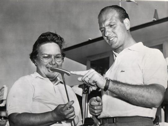 Argentine golf great Roberto de Vicenze died June 1