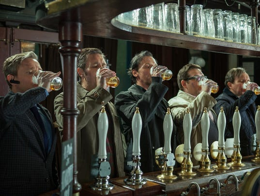 Trailer Image: 'The World's End'