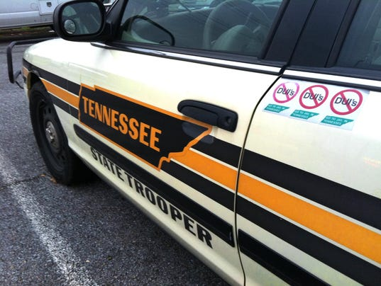 Tennessee Highway Patrol cruiser