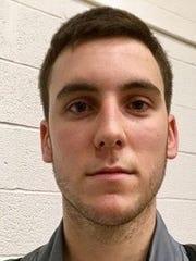Connor McCaffery, senior, Iowa City West